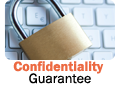 Confidentiality Guarantee